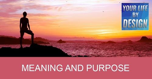 Meaning and Purpose